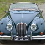 4. Jaguar XK 150